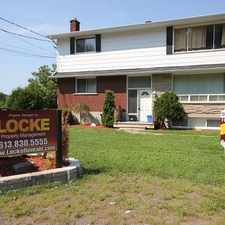 Rental info for 3483 St Joseph Blvd Unit 4 in the Gatineau area