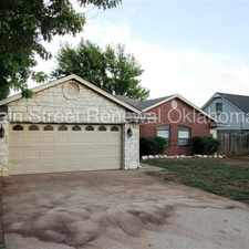 Rental info for Beautiful Edmond Home in the Oklahoma City area