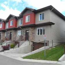 Rental info for 12930 140 Avenue Northwest #13 in the Pembina area