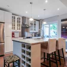 Rental info for 1520 Mount Pleasant Road in the Lawrence Park North area