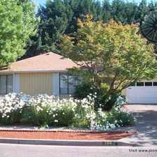 Rental info for 136 Thomason Lane in the Cal Young area