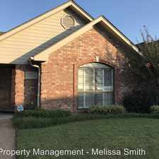 Rental info for 628 Mockingbird Place in the Corsicana area