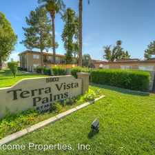 Rental info for 5902 W Royal Palm Rd in the Glendale area