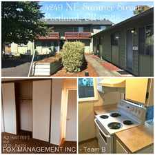 Rental info for 4249 NE Sumner Street in the Cully area