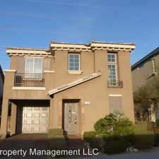 Rental info for 212 Caraway Bluffs Pl in the Valley View area