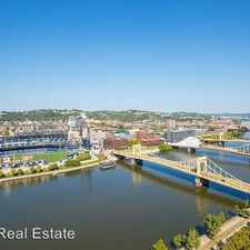 Rental info for 625 Stanwix Street in the Pittsburgh area
