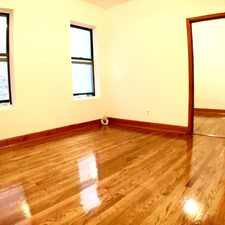 Rental info for 363 Edgecombe Avenue #4 in the New York area
