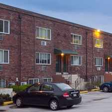 Rental info for North Lane Apartments