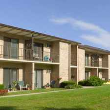 Rental info for Hillside Apartments in the Pottstown area