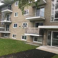 Rental info for 4439 Rue des Roses #4½ in the Neufchâtel-Est/Lebourgneuf area