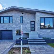 Rental info for 11480 Rue Frigon #SALE in the Laval area