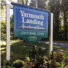 Rental info for Yarmouth Landing