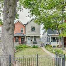 Rental info for 578 Manning Avenue in the Palmerston-Little Italy area