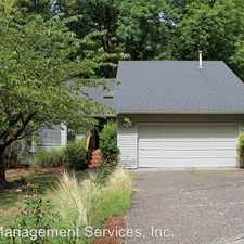 Rental info for 4821 SW Seymour Ct in the Bridlemile area