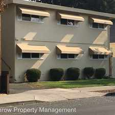 Rental info for 460 Coombs Street #4 in the Napa area