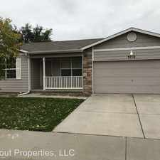 Rental info for 3719 Salida Court