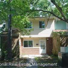 Rental info for 5606 Darby Close in the 23703 area