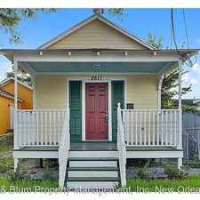 Rental info for 2611 Eagle St. - 2611 in the Holly Grove area