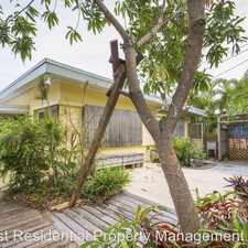 Rental info for 1408 Johnson Street A in the Key West area