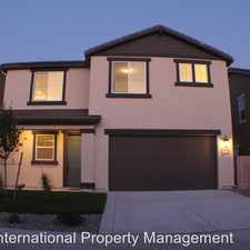 Rental info for 9736 Pachuca Drive in the Southeast Reno area