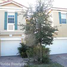 Rental info for 773 Pipers Cay Drive