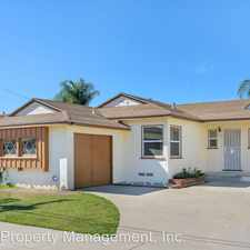 Rental info for 6330 Winona Ave. in the Allied Gardens area