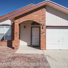 Rental info for 9149 Sweet Acacia in the El Paso area