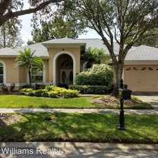 Rental info for 9204 Woodbay Drive in the Westchase area