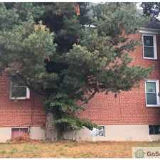 Rental info for Nice end unit in the Yale Heights area