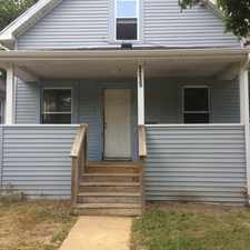 Rental info for 1215 East Kalamazoo Street in the Lansing area
