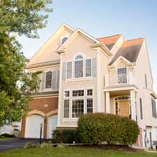 Rental info for Leesburg - Open Sun.(10/22) 2pm - 4pm Gorgeous Detached Home on 3 finished levels in Edwards Landing!