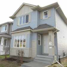 Rental info for 2333 29A Avenue Northwest #House in the Silver Berry area