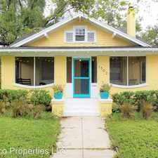 Rental info for 1302 Hollywood Avenue