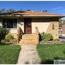 Rental info for 5 BEDROOM 1.5 BATHROOM HOME IN SOUTH HOLLAND in the 60473 area