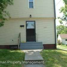Rental info for 1523 W 28TH ST in the Indianapolis area