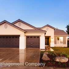 Rental info for 3371 Carson Ave. in the Fresno area