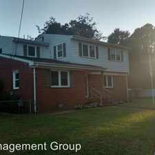 Rental info for 1301 Creamer Road in the Norfolk area