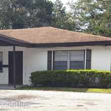 Rental info for 2117 Jammes Rd. Unit #8 in the Jacksonville area