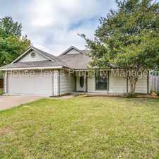 Rental info for 7007 Abilene Dr Sachse, TX 75048 in the 75048 area