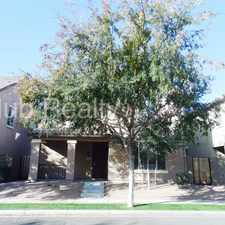 Rental info for Newer Build Rental in Higley Park in the Higley Park area
