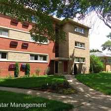 Rental info for 703-05 Dodge Ave. in the Evanston area