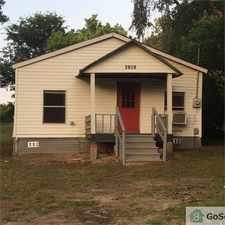 Rental info for Lovely 2BR with Covered Porch and Large Fence Yard - Quiet Neighborhood! in the Lufkin area