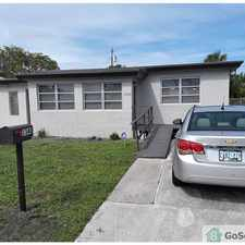 Rental info for Renovated 4/2 home in the Riviera Beach area