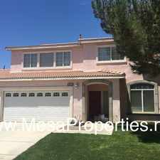 Rental info for 5 Bedroom, 3 Bathroom home with a pool!