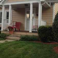 Rental info for 276 Bellview Ave