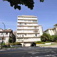 Rental info for 1375 Nicola Street #601 in the West End area
