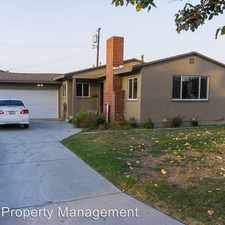 Rental info for 1707 W. Sumac Lane in the 92804 area