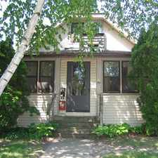 Rental info for 512 S Mills Street in the Greenbush area
