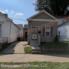 Rental info for 2302 Griffiths Ave in the New Albany area