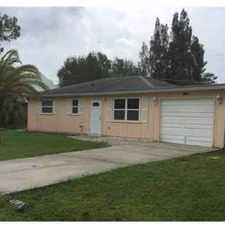 Rental info for 20239 Blaine Ave Port Charlotte Two BR, Very few homes in this in the Port Charlotte area